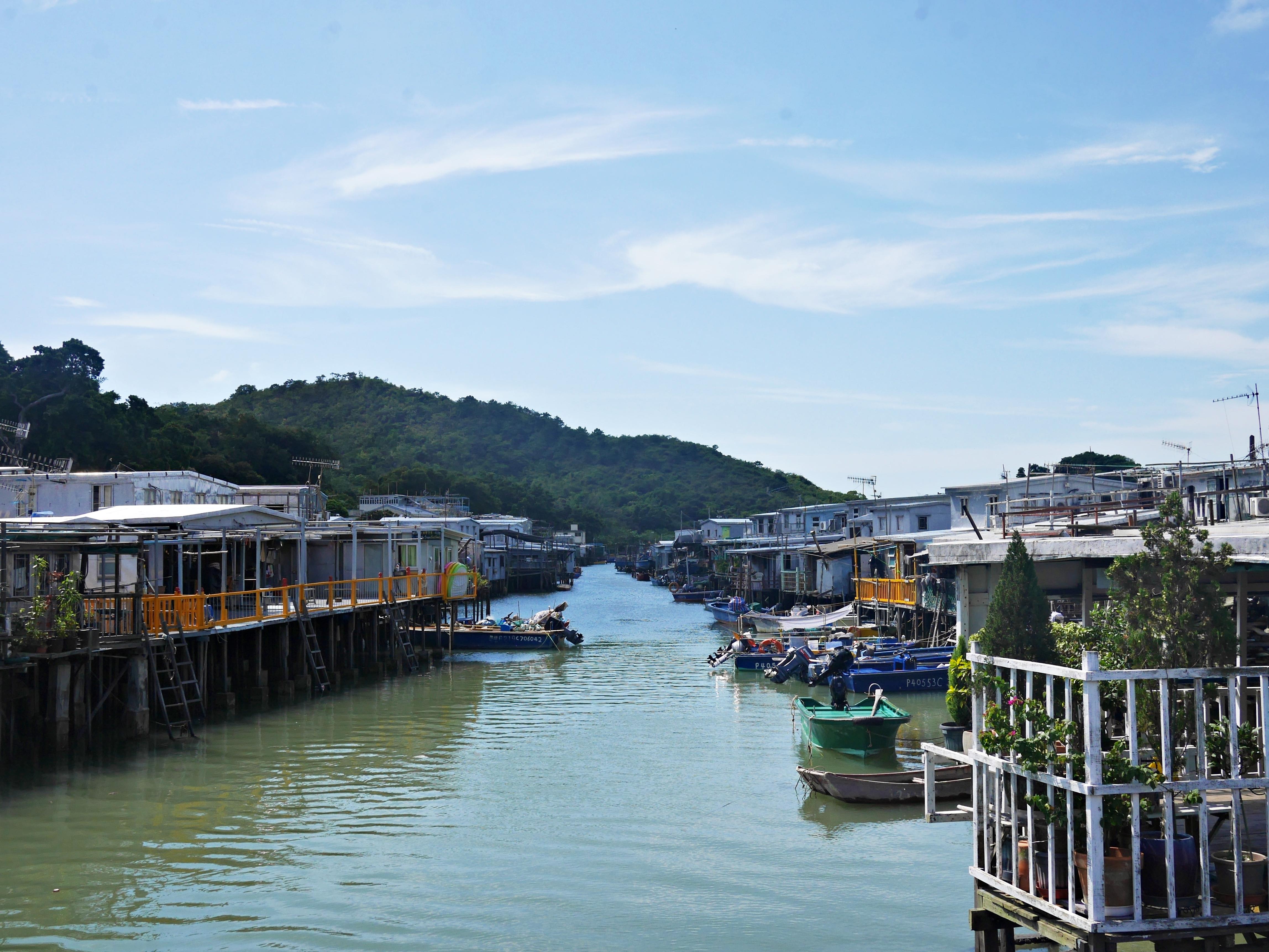 香港景點:大澳漁村懷舊之旅,特別的棚屋景觀,超適合網美照的景點(附影片)
