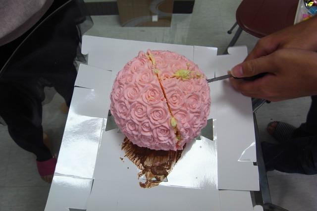 【甜點】美的有骨氣。。都沒好下場~中村烘培廚房粉紅花漾玫瑰