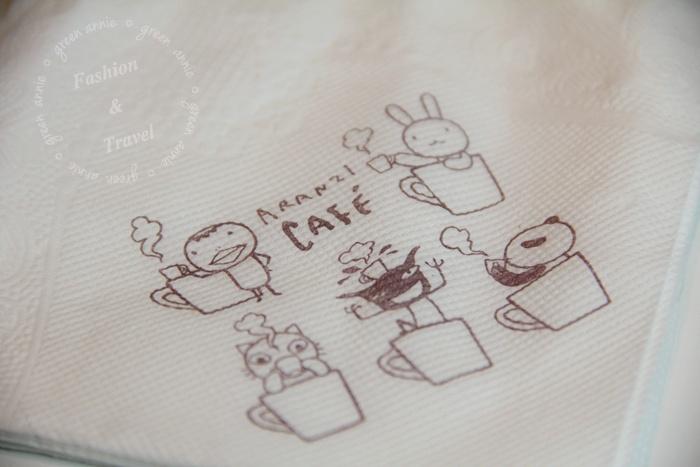 日本大阪阿朗基咖啡