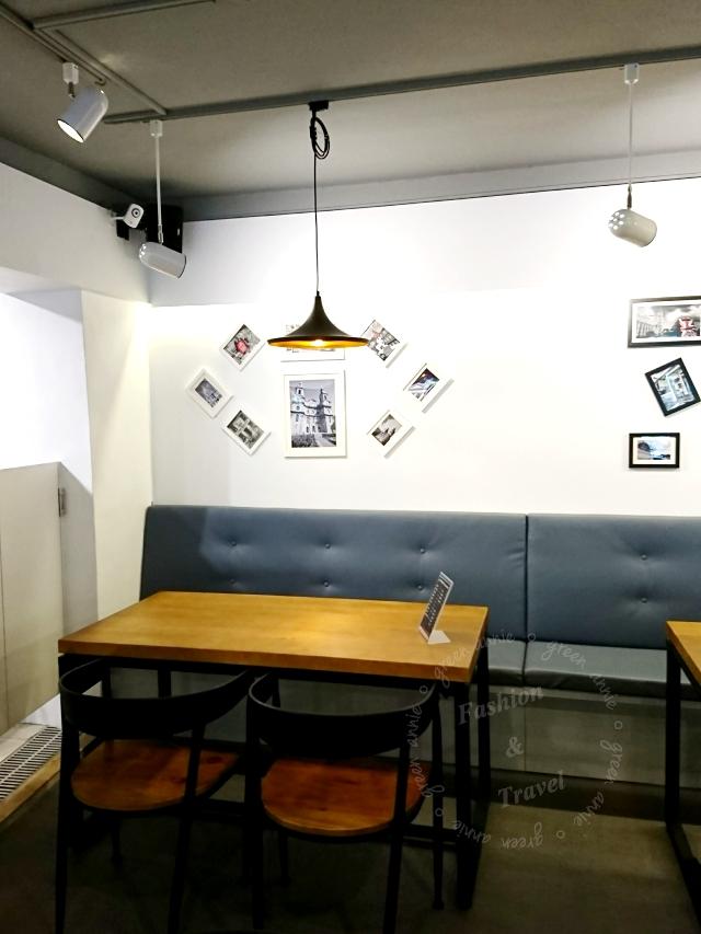 印象咖啡館 In Photo Cafe~新開幕有插座、wifi、不限時(已歇業) @吳大妮。Annie