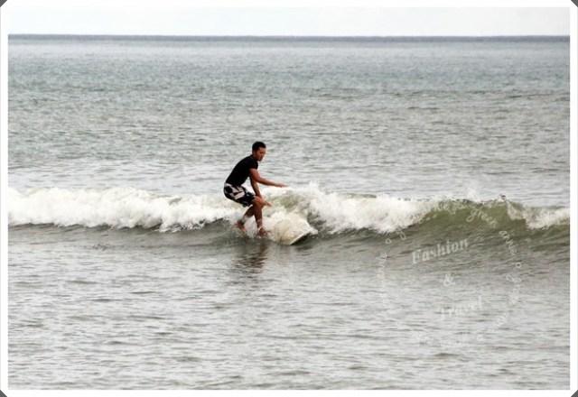 【遊記】佳樂水海灘 VS.港口吊橋 @屏東滿州 @吳大妮。Annie