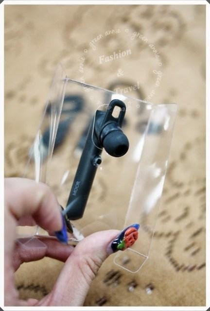 【評測】高品質MIT藍芽耳機~MOOR L7 @吳大妮。Annie