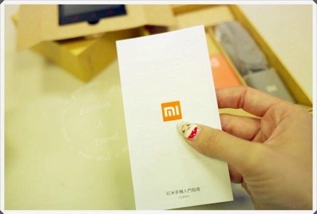 紅米手機不專業開箱文~給阿爸的生日禮物!! @吳大妮。Annie