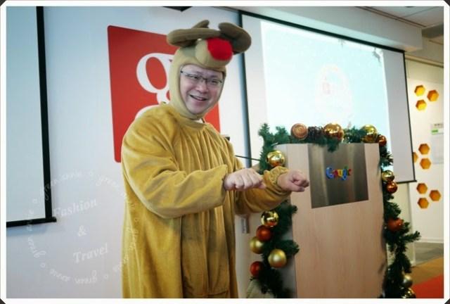 【活動】2013 g+ 聖誕節歡樂響叮噹 @吳大妮。Annie