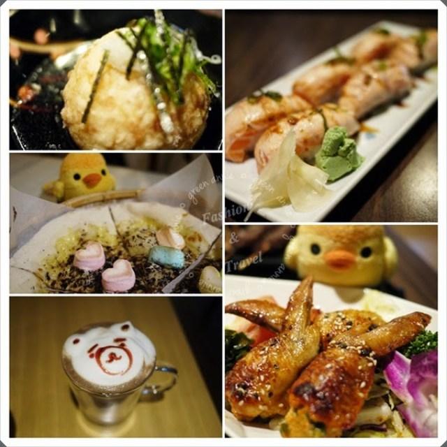 【美食】猿燒+轉角咖啡+5餅2魚~捷運永安市場美食大集合 @吳大妮。Annie