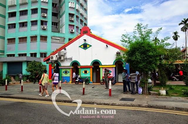 【新加坡】彷彿來到不同國度~小印度阿都卡夫回教堂&MUBARAN印度烤餅 @吳大妮。Annie