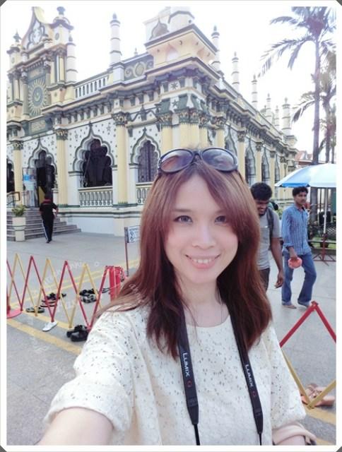 不專業自拍神器CASIO TR15開箱 & 新加坡旅遊實拍記錄 @吳大妮。Annie