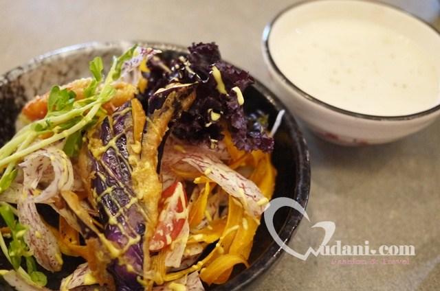 【台中美食】OFFER OH昨日花卷跨界料理~非凡大探險推薦 @吳大妮。Annie
