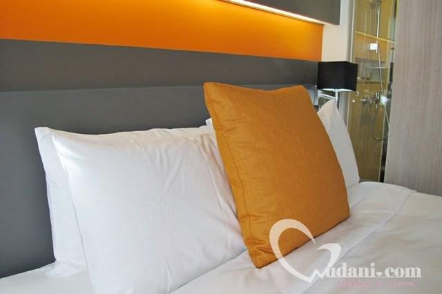 【曼谷住宿推薦】CP值高交通便利~Mercure Bangkok Siam 美居酒店 @吳大妮。Annie
