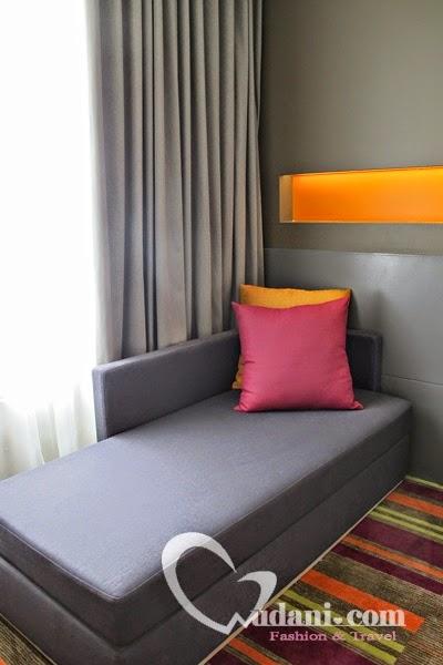 曼谷住宿推薦:CP值高交通便利~Mercure Bangkok Siam 美居酒店 @吳大妮。Annie