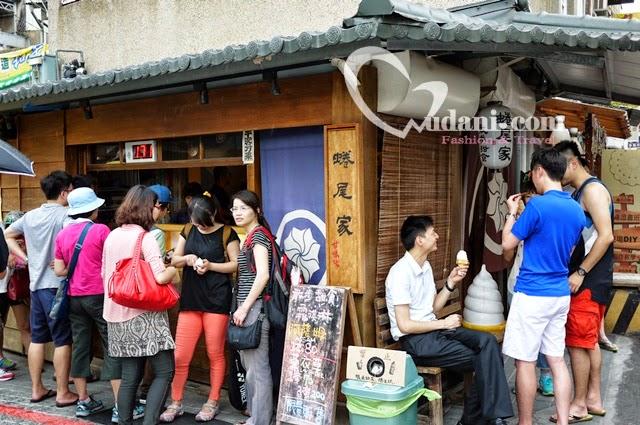 【台南】蜷尾家 甘味处。散步甜食~~日本味霜淇淋~食尚玩家介紹