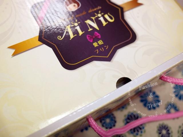 【團購美食】愛妞AI NIU 純手作布丁~每口吃的到手作的感動 @吳大妮。Annie