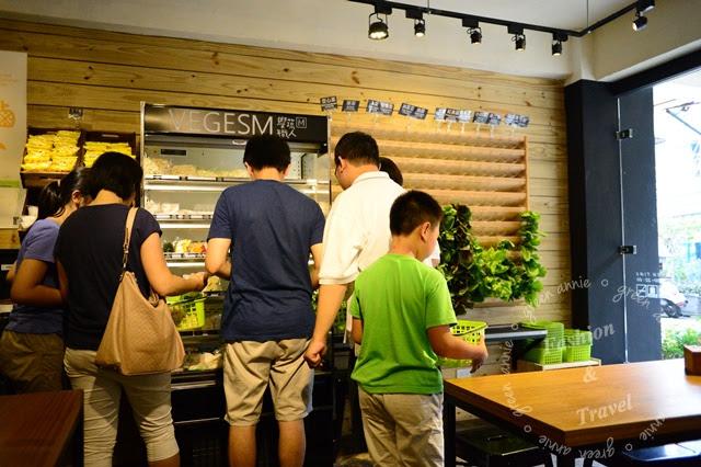 【台中美食】饗蔬職人Veges M 讓大家吃的美味又健康 @吳大妮。Annie