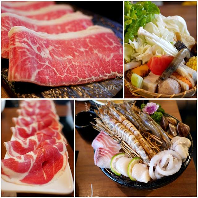 秋豆溢日式鍋物~海鮮彭派新鮮、肉質好~東區火鍋推薦 (歇業) @吳大妮。Annie