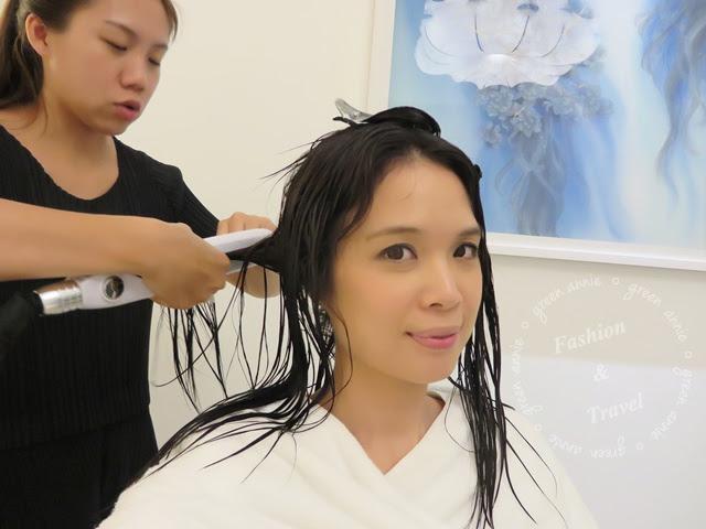 【美髮】青絲胡同髮療會所~全新超離子護髮讓大妮頭髮超柔順有光澤 @吳大妮。Annie