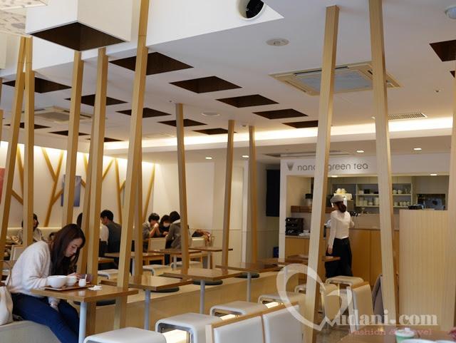 【日本名古屋】nana's green tea~讓抹茶控也瘋狂。。3/1林口三井店開幕 @吳大妮。Annie