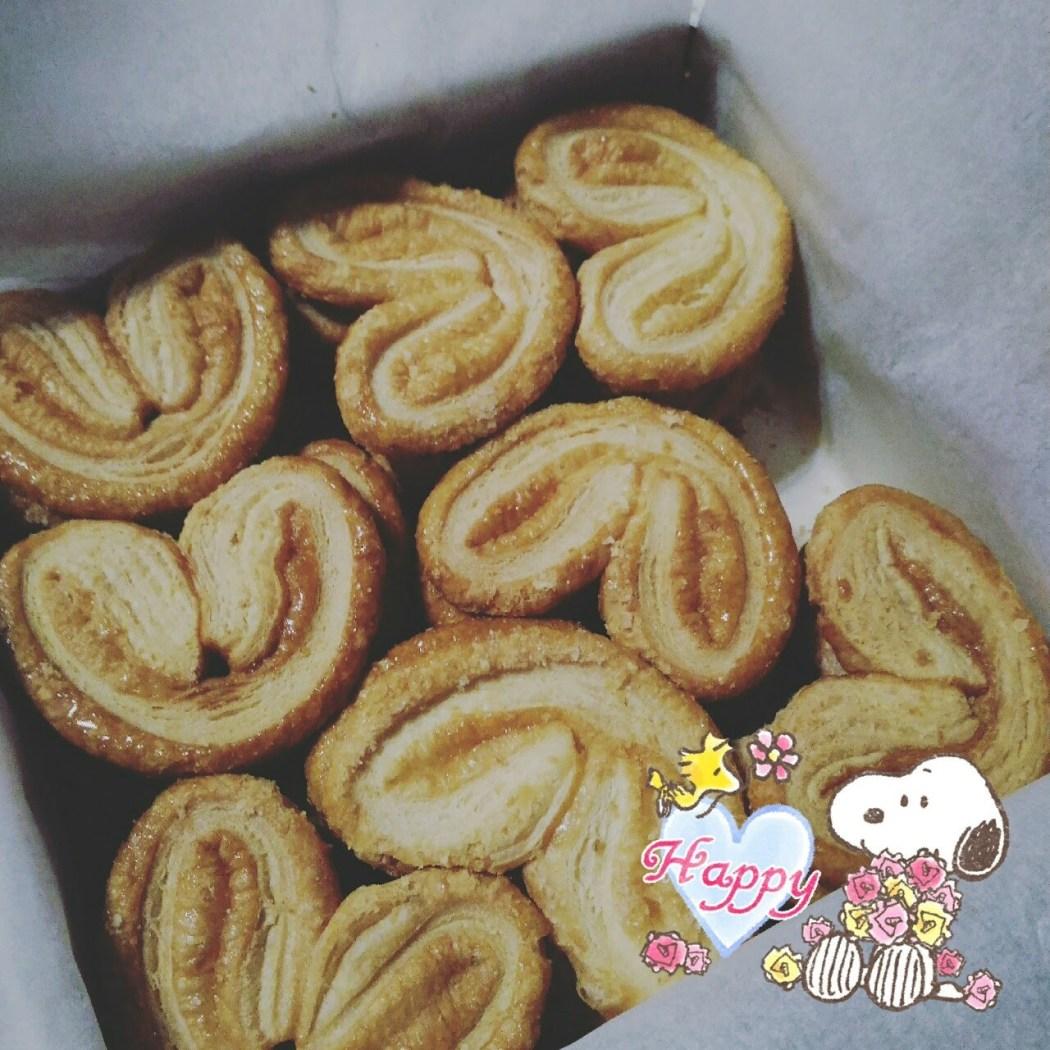 【香港必買】超美味 Cookies Quartet 曲奇4重奏~蝴蝶酥