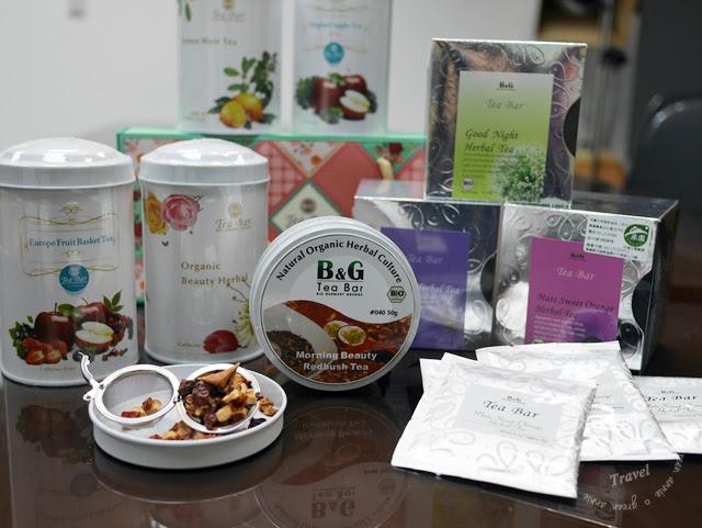 【限時團購】B&G德國農莊~天然.有機.草本茶.水果茶~ 一起揪團省荷包吧 @吳大妮。Annie