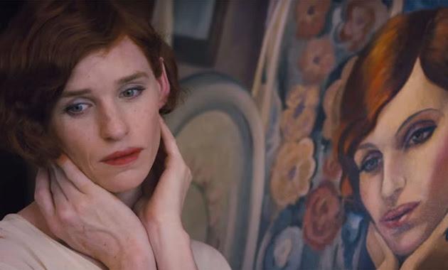 【電影】丹麥女孩-有種愛是因為你(妳),所以我愛所有的你(妳)~尊重和包容 @吳大妮。Annie