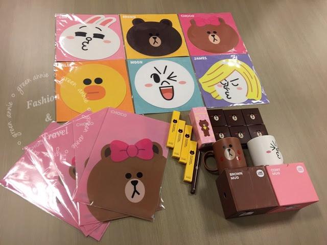 【彩粧】韓國MISSHA LINE FRIENDS 熊大腮紅CR02 @吳大妮。Annie