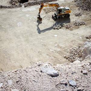 Steinbruch Vardeilsen | Wünsche Vermessung
