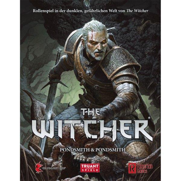 The Witcher Rollenspiel, dt.