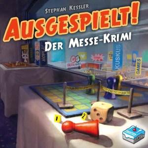 Coverbild von Ausgespielt! von Frosted Games