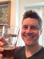 Zum Wohl - Jamey Stegmaiers Vorfahren waren deutscher Abstammung und Bierbrauer