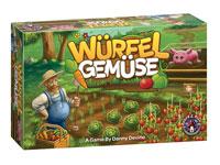 Würfelgemüse von Board and Dice Spieleschmiede Harvest Dice