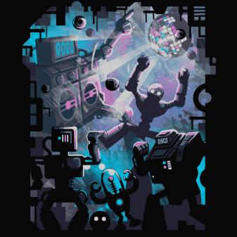 Robo Disco