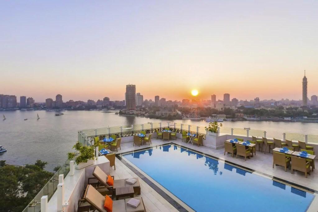 ارقى فنادق وسط البلد القاهرة 5 نجوم