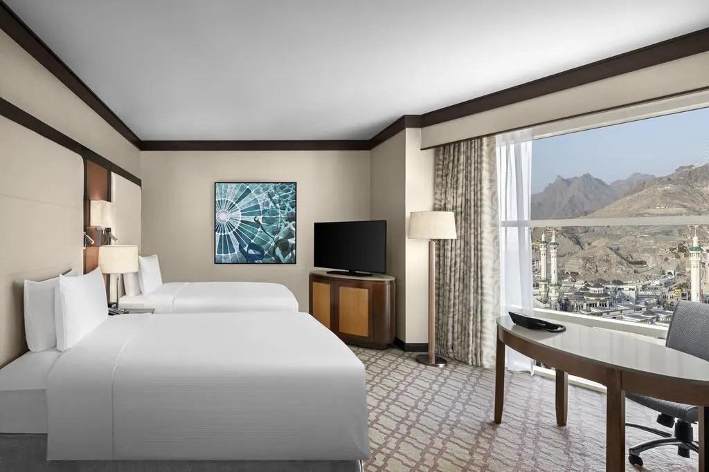 فنادق مكة القريبة من الحرم 4 نجوم