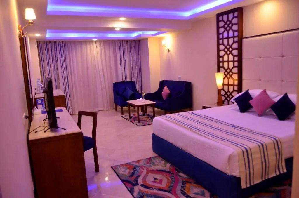 الفنادق في شرم الشيخ