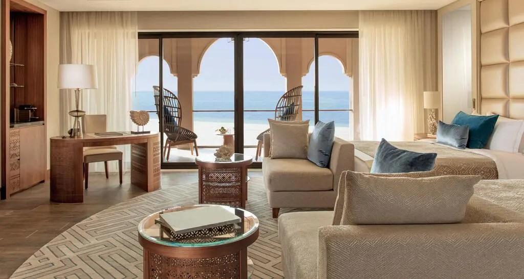 افضل فنادق البحرين مطله على البحر