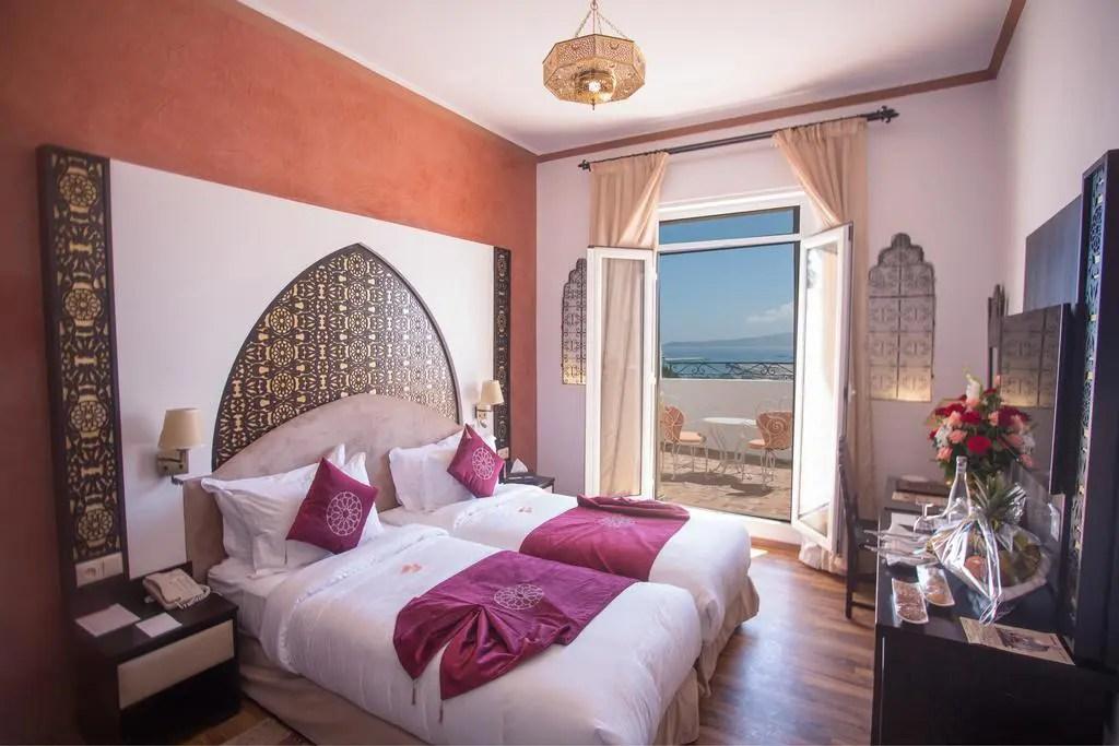 فندق في طنجة