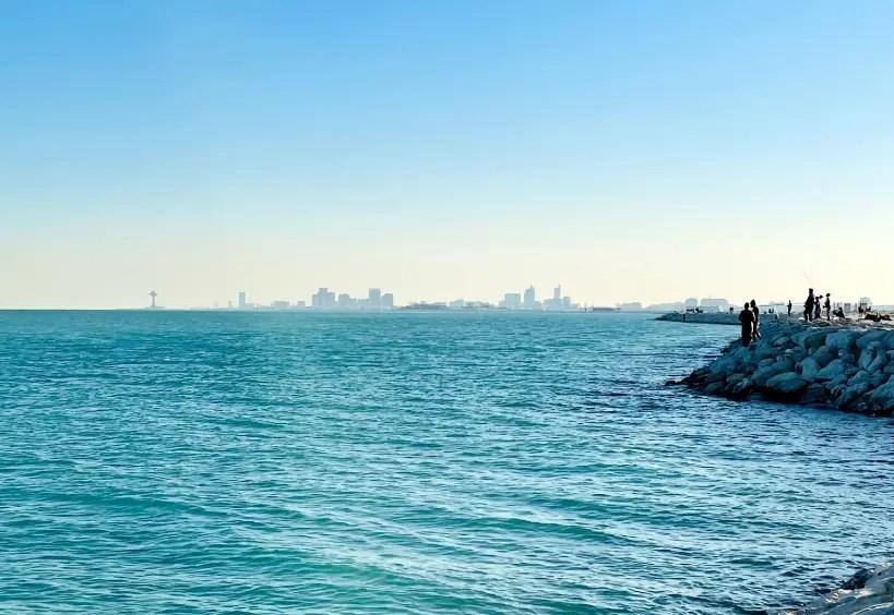 الواجهة البحرية الخبر