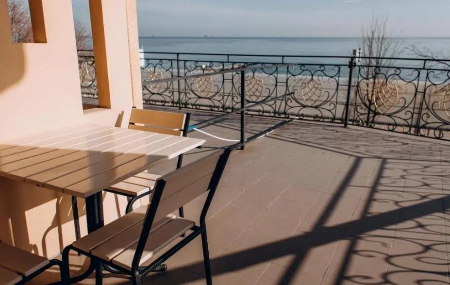 افضل فنادق اوديسا المطلة على البحر