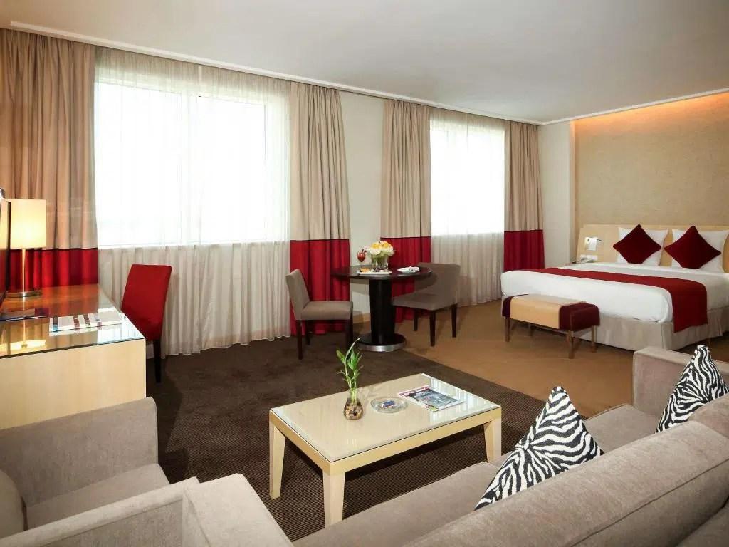 فندق نوفوتيل الرياض