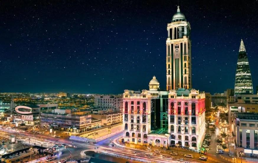 منتجعات شمال الرياض