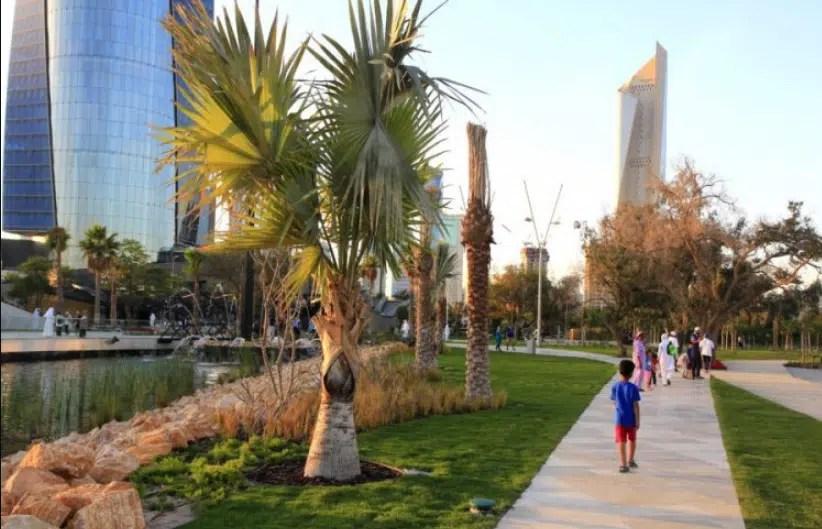 حديقة الشهيد الكويت