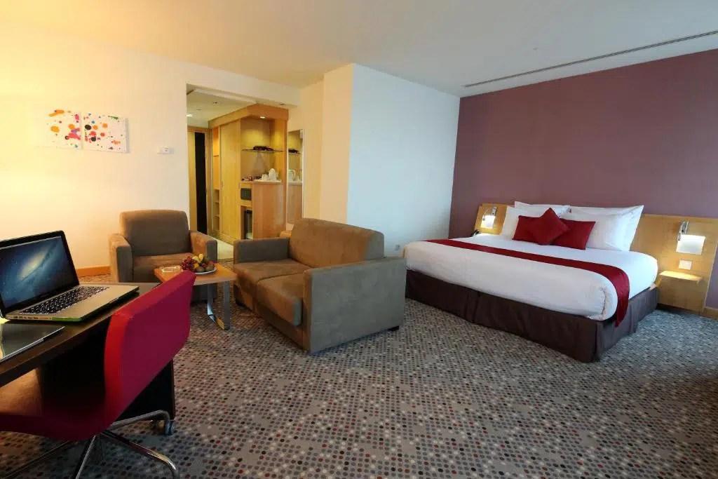 فندق نوفوتيل الدمام