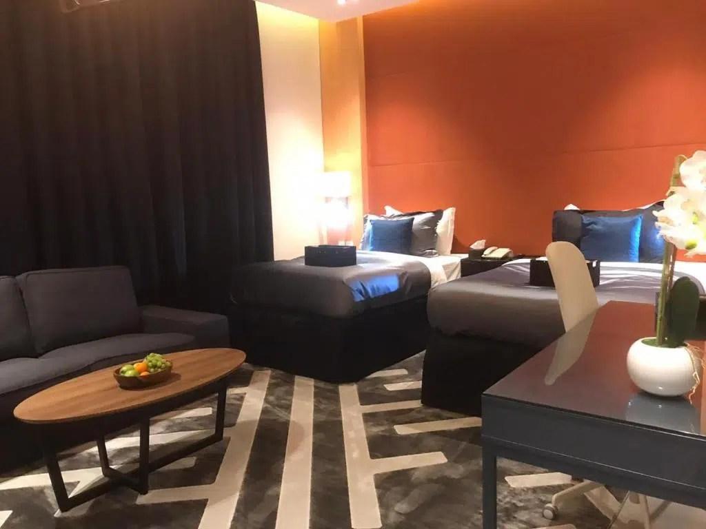 فندق شمال الرياض