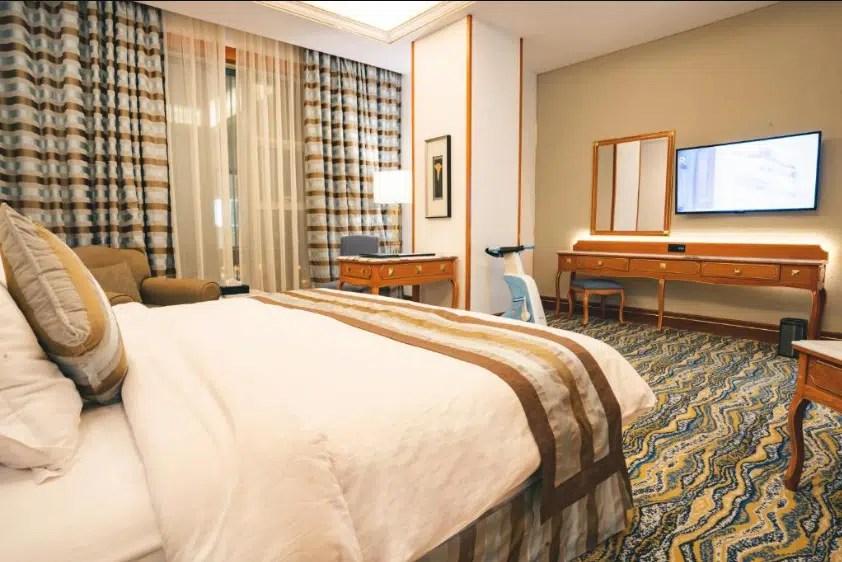 حجوزات فنادق الطائف
