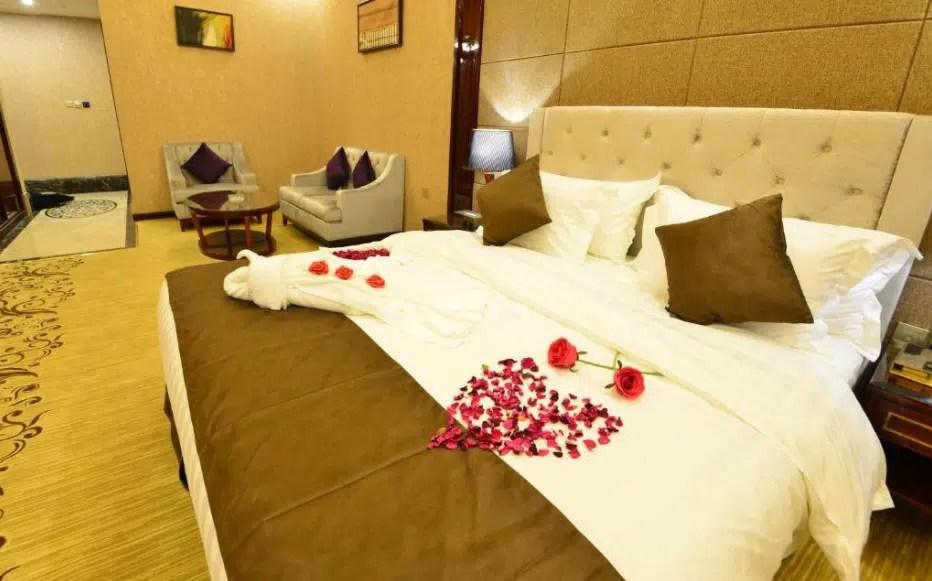 فنادق الرياض الرومانسيه