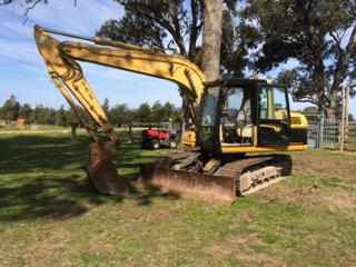 Caterpillar 312C Excavator