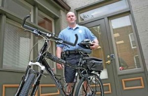 City's Finest Bike Patrols