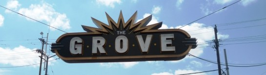 The Grove Sign, found on Manchester Avenue