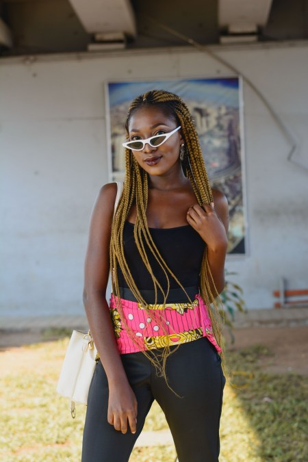 How To Wear All Black in Summer- Nigerian Style Blogger Wumi Tuase