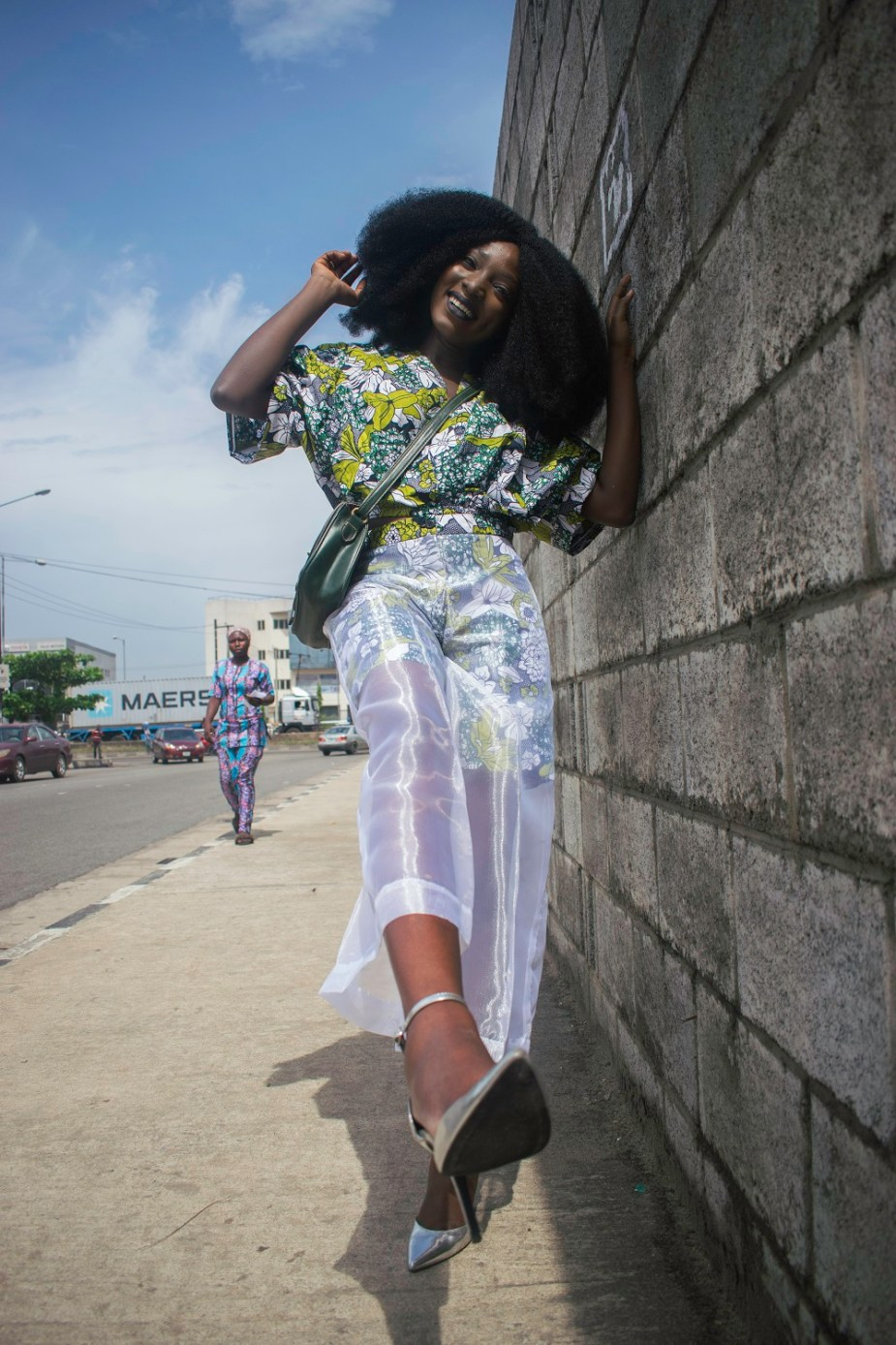 nigerian fashion blogger wumi tuase birthday post Growth and Goals