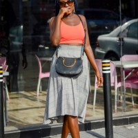 SKIRT AND SNEAKERS- THE TREND YOU SHOULD MASTER
